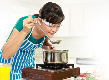 woman-cooking-with-glass