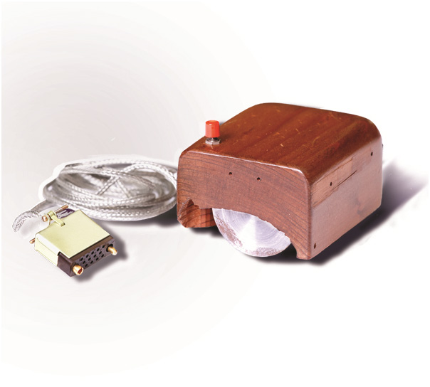 design of the first mouse