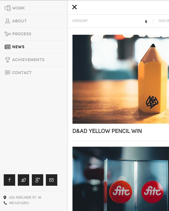 webpage preview agency jam3