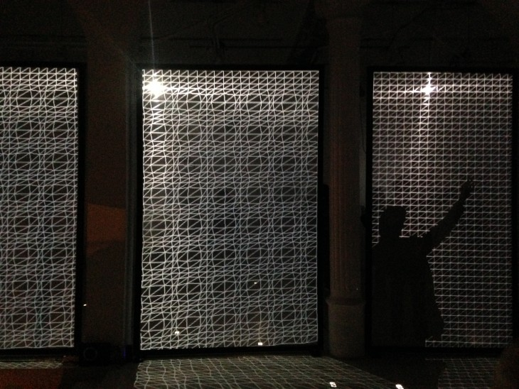 the grid installation abduct