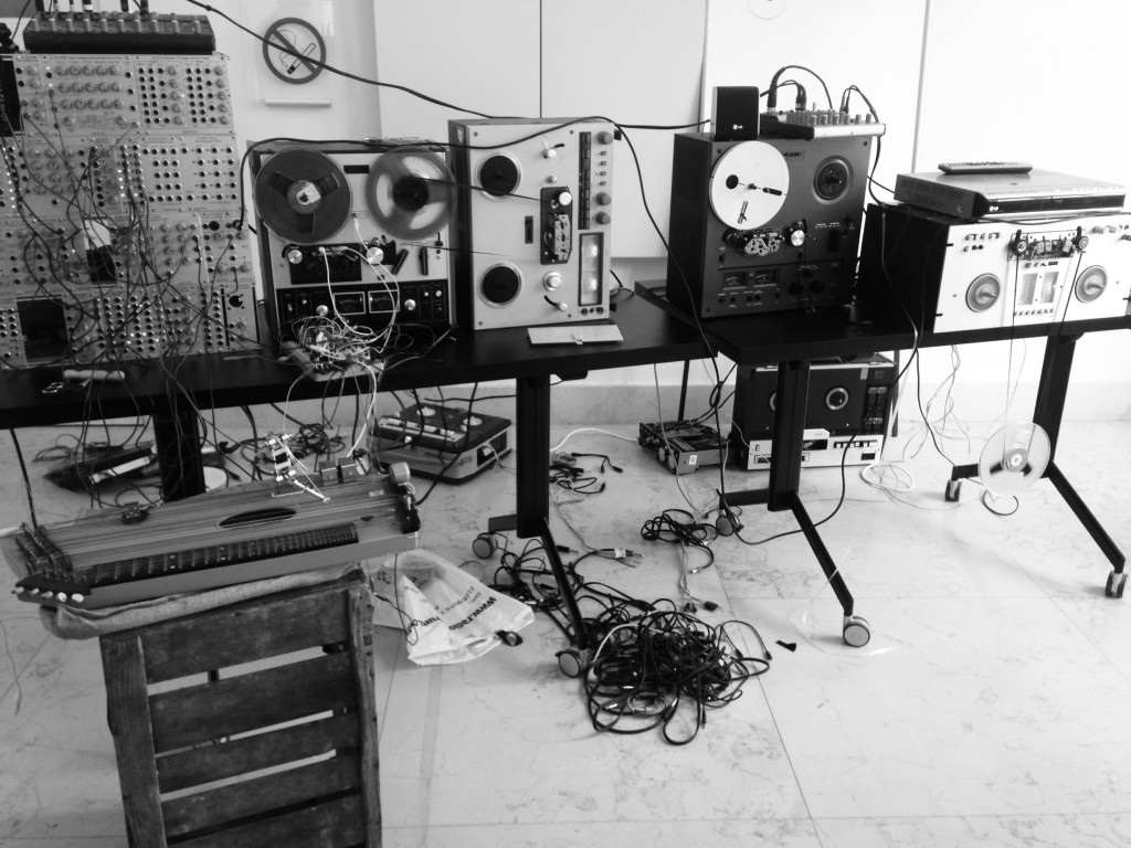 creative sound recycled electronics