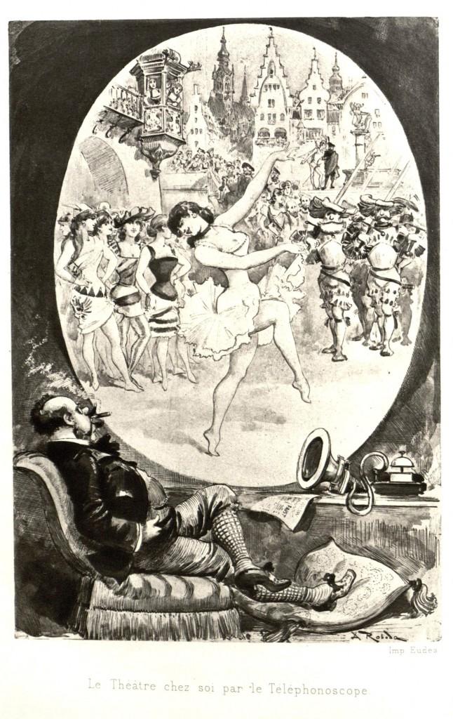 illustration robida 20th century