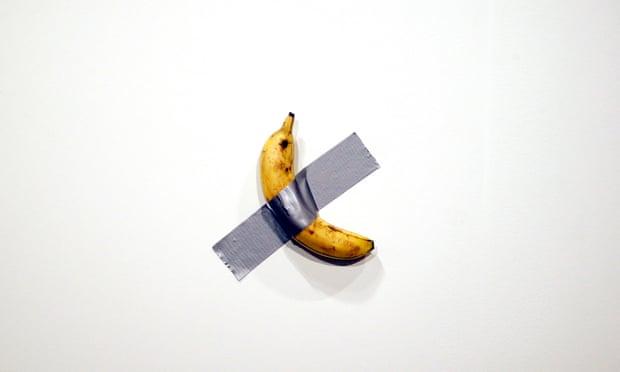 cattelan banana
